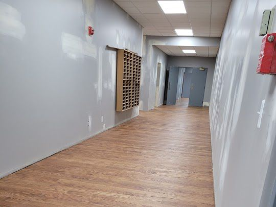 Commercial Hardwood Floor Refinishing Birmingham