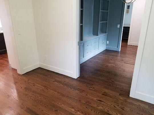 Brighton Hardwood Flooring Installation and Re-finish
