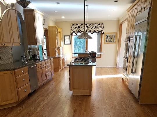Hardwood Floor Refinishing Novi MI