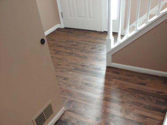 Solid Maple Floor Refinishing Pinckney
