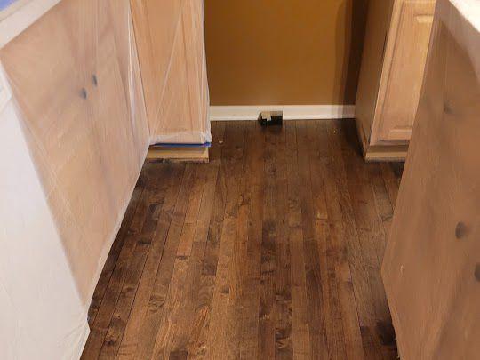 Maple Hardwood Floor Refinishing Pinckney