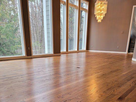 Hardwood Floor Refinishing West Bloomfield