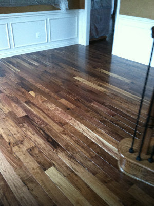 Wood Flooring Installation and Refinishing