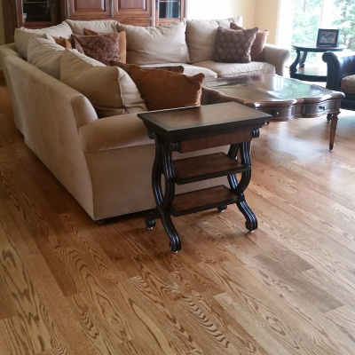 Wood Flooring Refinishing