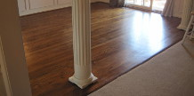 Oak Wood Flooring Refinished