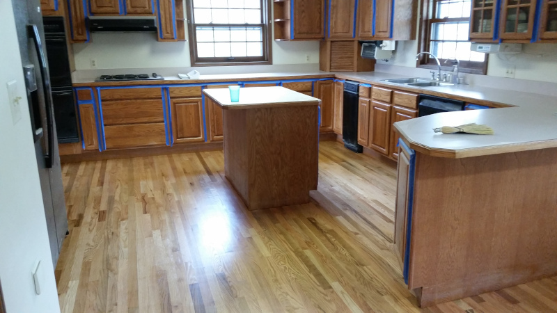 Hardwood Floor Refinishing Livonia
