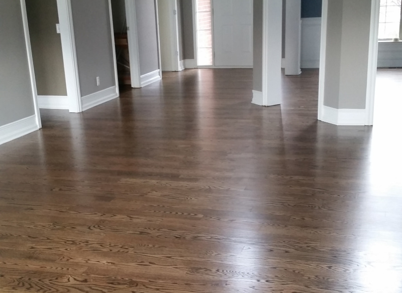 Hardwood Floor Refinishing Novi