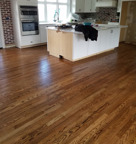 Hardwood Floor Refinishing Wixom