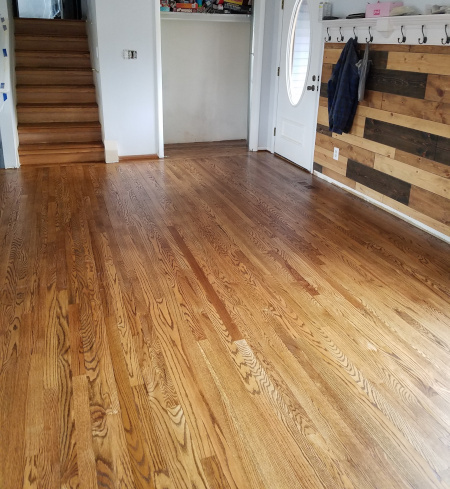 Hardwood Floor Refinishing Highland