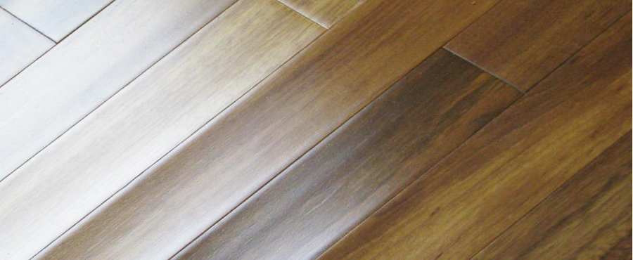 Water Damage Hardwood Floor Repair